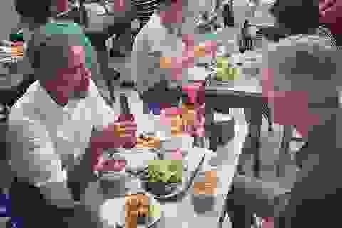 Lên sóng chương trình ghi hình Tổng thống Obama trong quán bún chả Hà Nội