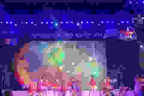 Tưng bừng lễ hội trăng rằm cho các em thiếu nhi Bắc Ninh