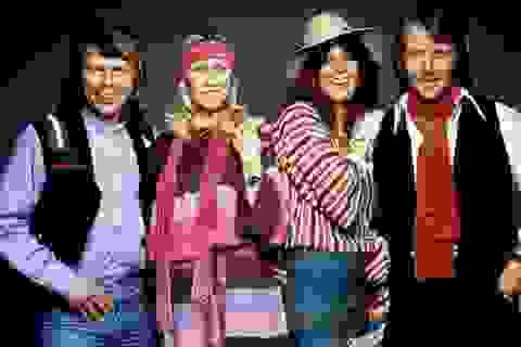 """Ban nhạc ABBA sắp """"tái hợp"""""""