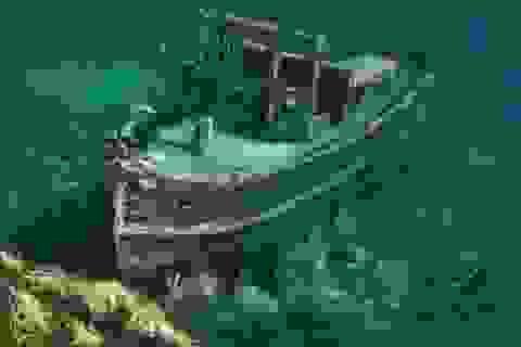 Kinh ngạc phát hiện hàng chục xác tàu đắm niên đại nghìn năm tuổi