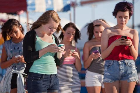 Điện thoại thông minh đã phá hỏng nhiếp ảnh đường phố?