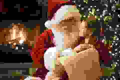"""Tâm sự của những """"ông già Noel"""" dịp Giáng sinh"""