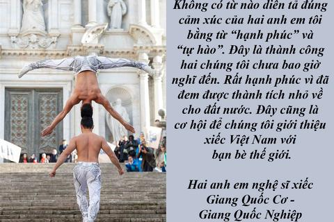Kỷ lục Guinness của xiếc Việt và chuyện nghệ sĩ đóng Táo Quân
