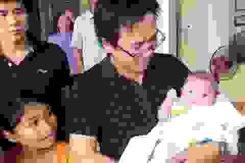 Gần 37 triệu đồng tiếp tục đến với bé Nguyễn Văn Nam
