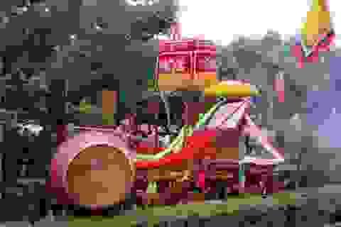 Đền Nguyễn Xí khai hội