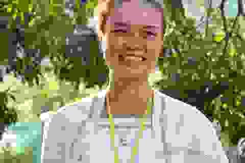 Thiếu nữ mê Chiêng