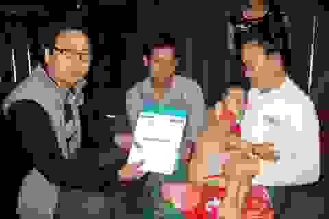 Hơn 108 triệu đồng đến với bé 5 tuổi bị u bạch huyết trực tràng