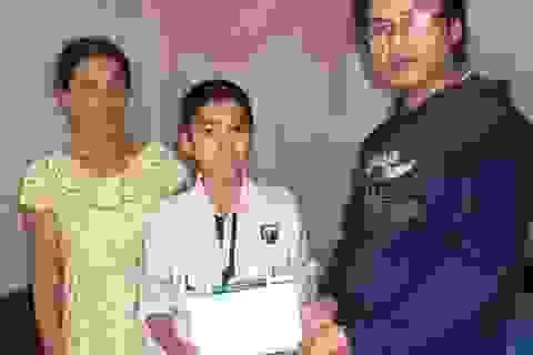 Hơn 18 triệu đồng đến với em Trần Văn Khánh