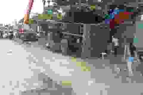 Lại xảy ra tai nạn trên đường mòn Hồ Chí Minh, một người tử nạn