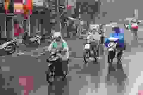 Bắc Bộ tiếp tục có mưa to, miền núi đề phòng sạt lở đất