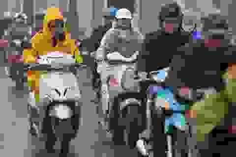 Miền Bắc mưa rét ngày cuối tuần