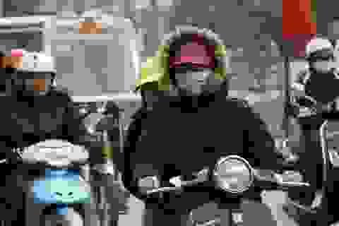 Hà Nội tiếp diễn rét hại, nhiệt độ thấp nhất 7 độ C