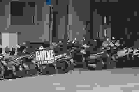 """Hà Nội: Các điểm giữ xe có 2 loại vé để """"lòe"""" đoàn kiểm tra"""