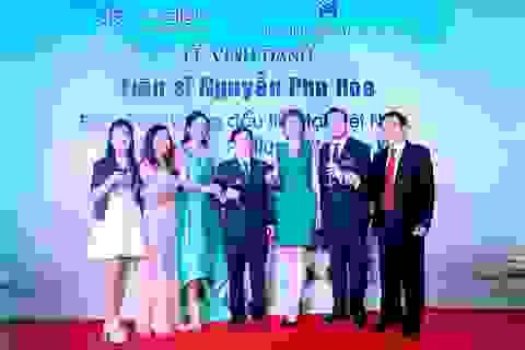 Chuyên gia thẩm mỹ nha khoa Việt Nam được tổ chức nha khoa quốc tế Invisalign Hoa Kỳ vinh danh