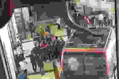 Đã bàn giao thi thể du khách người Anh tử vong ở Sa Pa cho gia đình