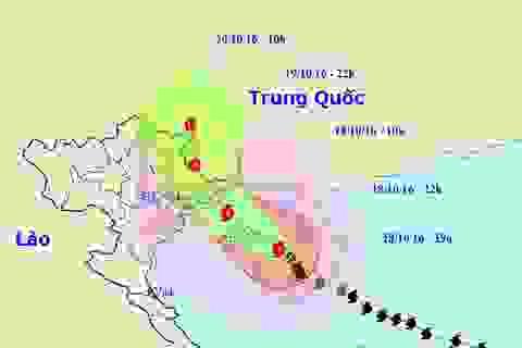 Sáng nay, bão vào vùng biển Quảng Ninh - Hải Phòng