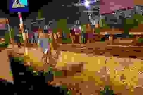 Hà Nội: Đi bộ qua đường sắt, người đàn ông bị tàu hỏa đâm tử vong