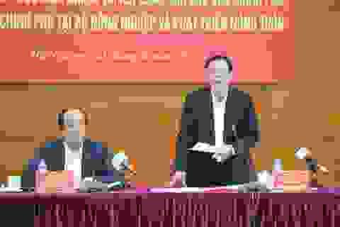 Thủ tướng lưu ý ngành Nông nghiệp khắc phục 7 vấn đề