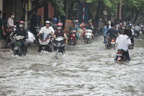 Khoảng 300 đô thị Việt Nam chịu tác động lớn của biến đổi khí hậu