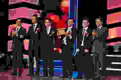 Những khoảnh khắc đáng nhớ tại lễ trao giải Nhân tài Đất Việt 2013