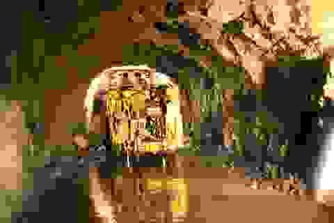 """Xẻ núi, khoét hầm dẫn nước phục vụ """"siêu dự án"""" sắt thép Formosa"""