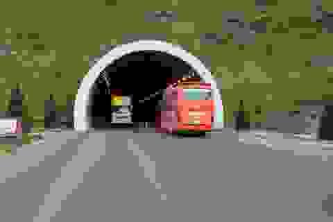 Tổng công ty Sông Đà đề xuất đào thêm hầm đường bộ qua Đèo Ngang