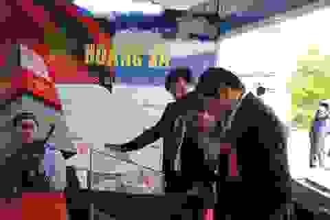 Triển lãm 40 năm thành tựu và phát triển kinh tế - xã hội Đà Nẵng