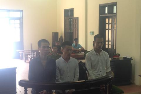 3 phạm nhân đưa ma túy vào trại giam