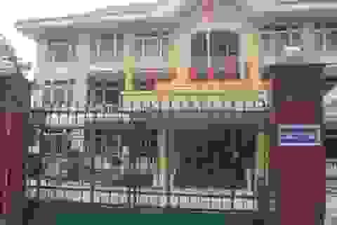 UBND huyện bị trộm đột nhập phá két sắt trong đêm