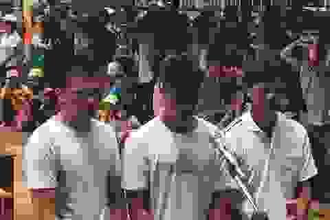 Nhóm đối tượng dùng hung khí đánh CSGT lĩnh án tù