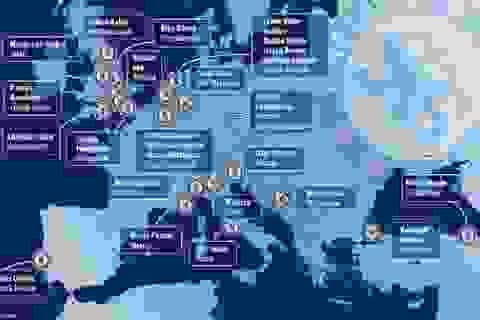 """Chelsea sở hữu hai đội hình, """"rải"""" khắp châu Âu"""