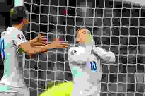 Wayne Rooney phá kỷ lục ghi bàn ở tuyển Anh