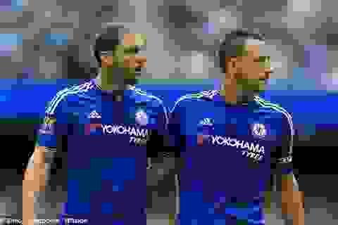 """Chelsea và kế hoạch """"thanh trừng"""" Terry, Ivanovic"""