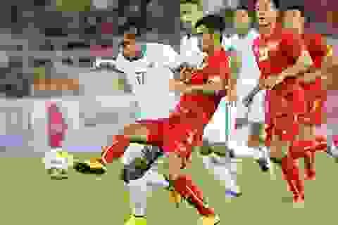 Bảng xếp hạng FIFA tháng 10/2015: Đội tuyển Việt Nam tăng hạng