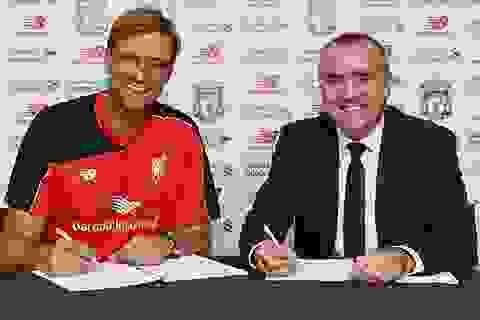 Liverpool chính thức bổ nhiệm HLV Jurgen Klopp