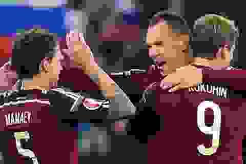 Đội tuyển Nga dự Euro 2016, Ibrahimovic ngậm ngùi đá play-off