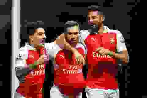 Trước lượt 3 Champions League: Bước đường cùng của Arsenal