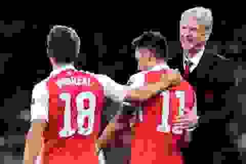 Khi giấc mơ vô địch Premier League không xa vời với Arsenal
