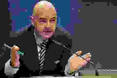 Tổng thư ký UEFA tham gia tranh cử ghế Chủ tịch FIFA