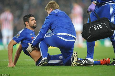 Chelsea tổn thất lớn trước đại chiến gặp Liverpool