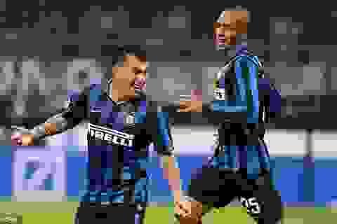 Juventus thắng nghẹt thở, Inter vượt lên dẫn đầu Serie A