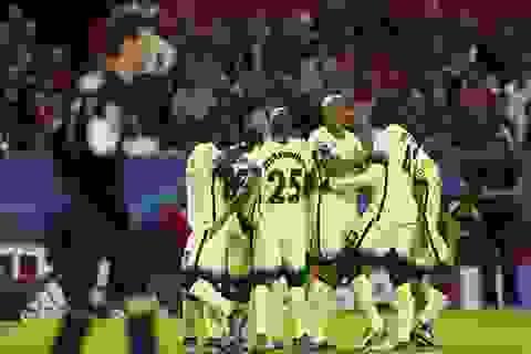Hạ gục Sevilla, Man City sớm giành vé đi tiếp