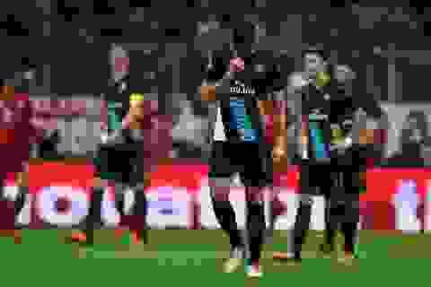 Arsenal đứng trước nguy cơ lớn bị loại khỏi Champions League