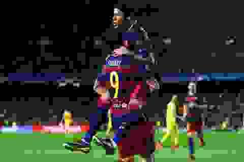 Ngả mũ trước siêu phẩm đầy chất ngẫu hứng của Neymar
