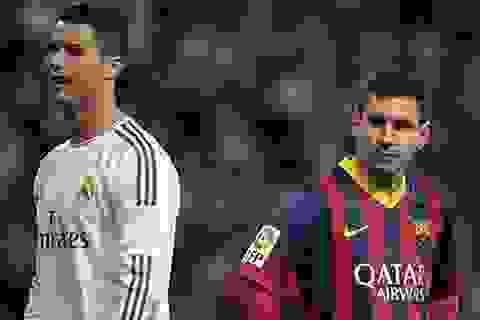 Cuộc đua Chiếc giày vàng châu Âu: C.Ronaldo xếp thứ 28