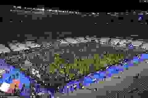 5 cổ động viên thiệt mạng trong vụ nổ bom kinh hoàng ở Paris