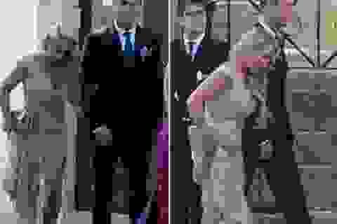 C.Ronaldo hẹn hò cùng con gái siêu cò Jorge Mendes