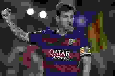"""Messi đòi lương """"siêu khủng"""" để sang Premier League"""