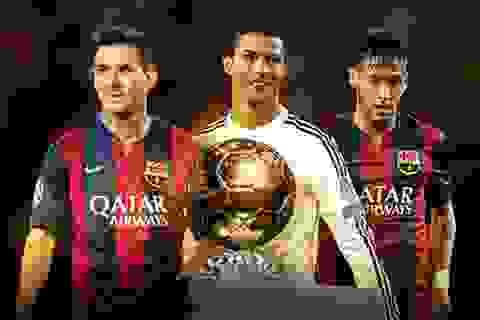 """Neymar sẽ là """"ông vua"""" bóng đá thế giới trong tương lai?"""