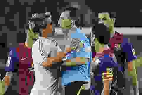 Xác định trọng tài bắt trận Siêu kinh điển Barca-Real
